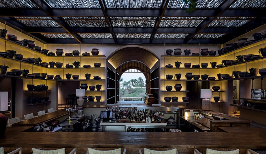 Studio Arthur Casas Channels Tradition-Inspired Modern