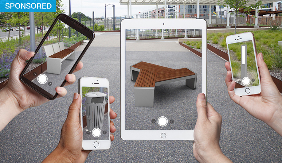 Forms+Surfaces' Augmented Reality App