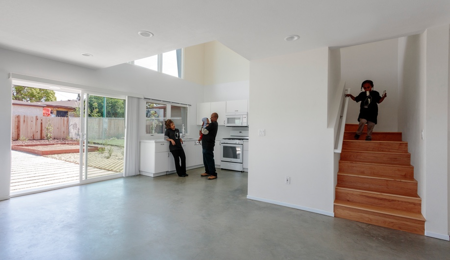 Azure SCI-Arc and Habitat for Humanity 2