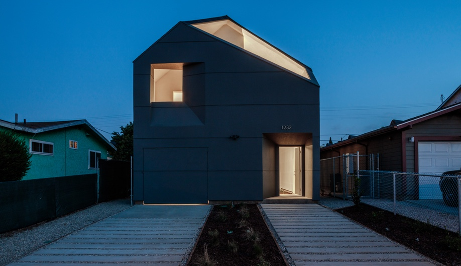SCI-Arc Designs a Modern Home for Habitat For Humanity