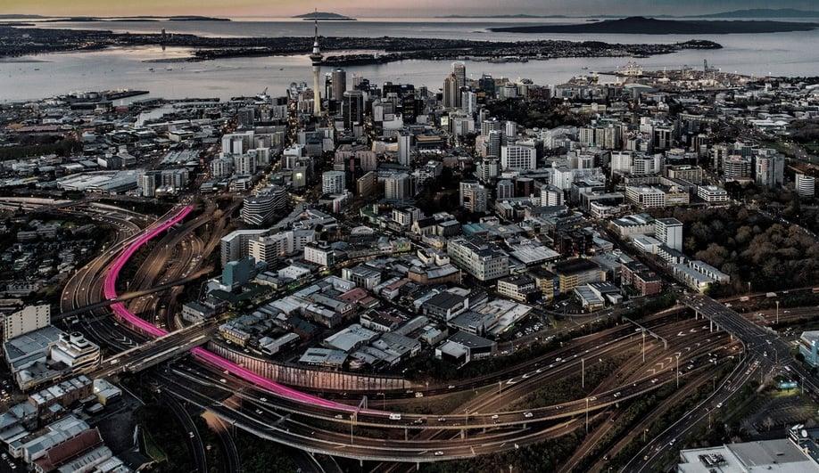 Pink-cycleway-New-Zealand-4-Azure