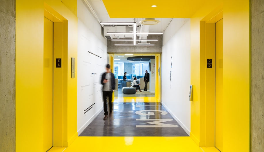 Dialog Designs a Playful and Productive Office in Vancouver