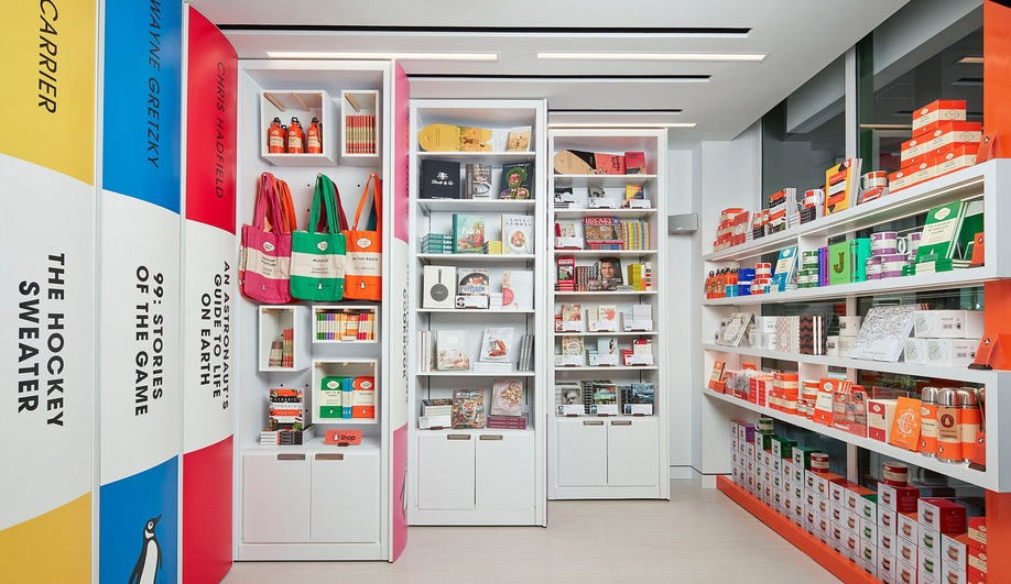 Penguin Book Shop in Toronto by Figure3-02
