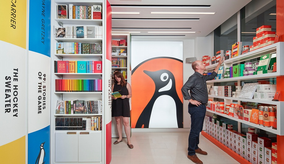 Penguin Book Shop in Toronto by Figure3- 03