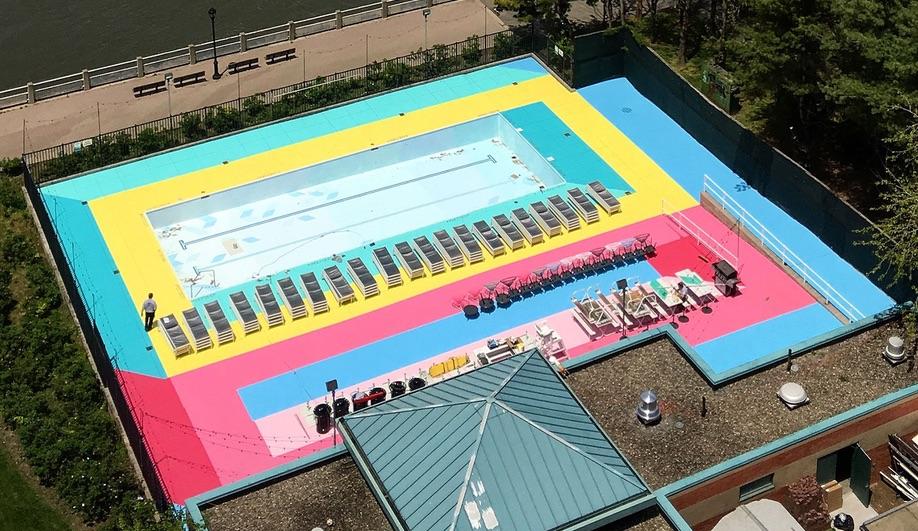 Summer Hotspots 4 Eye Popping Pools