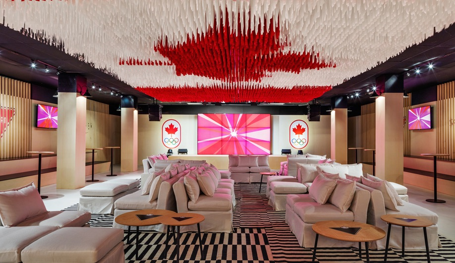 Inside Yabu Pushelberg's Canada Olympic House in Rio