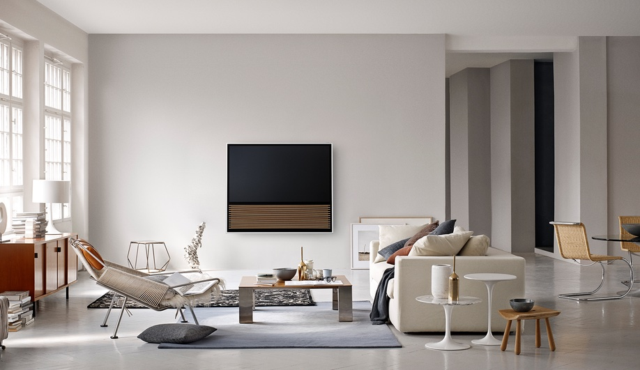 Bang & Olufsen Imagines the Television as Decor