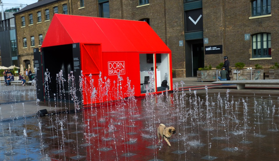 azure-dornbracht-design-junction-london-design-festival