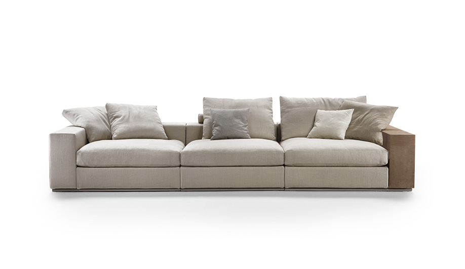 Flexform's Groundpiece Sofa Turns 15