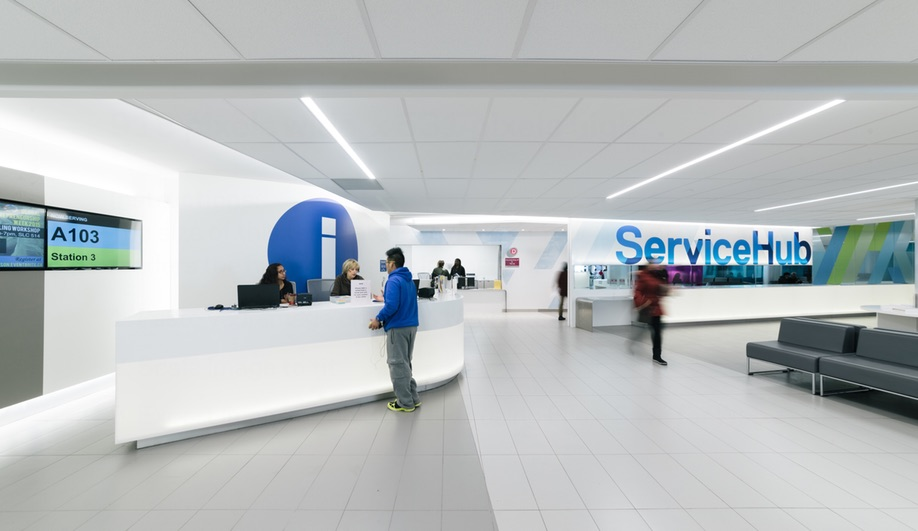 Ryerson Service Hub Gow Hastings