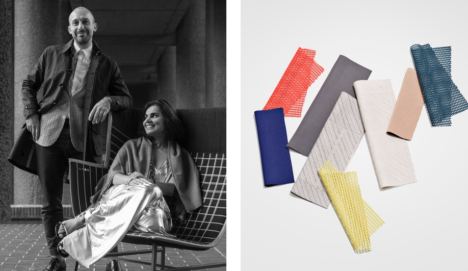 Doshi Levien's Architecture-Inspired Curtains for Kvadrat