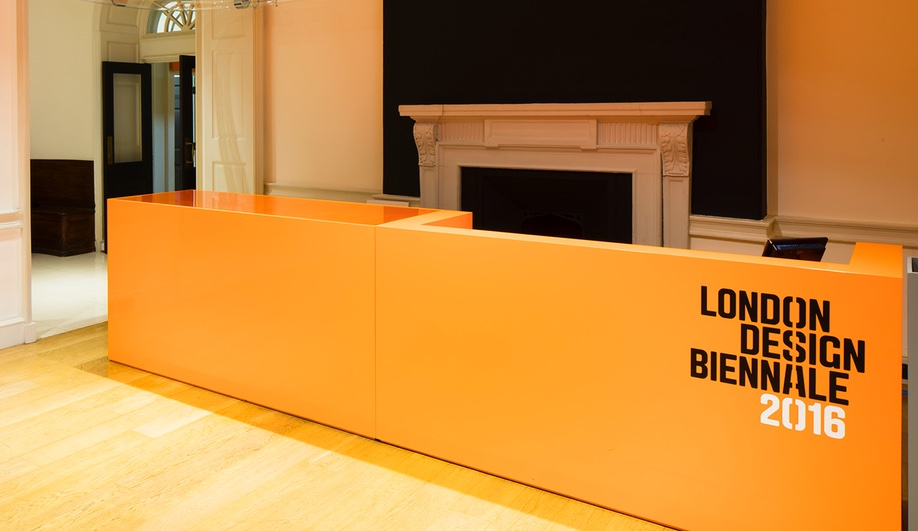 First-Ever London Design Biennale Opens