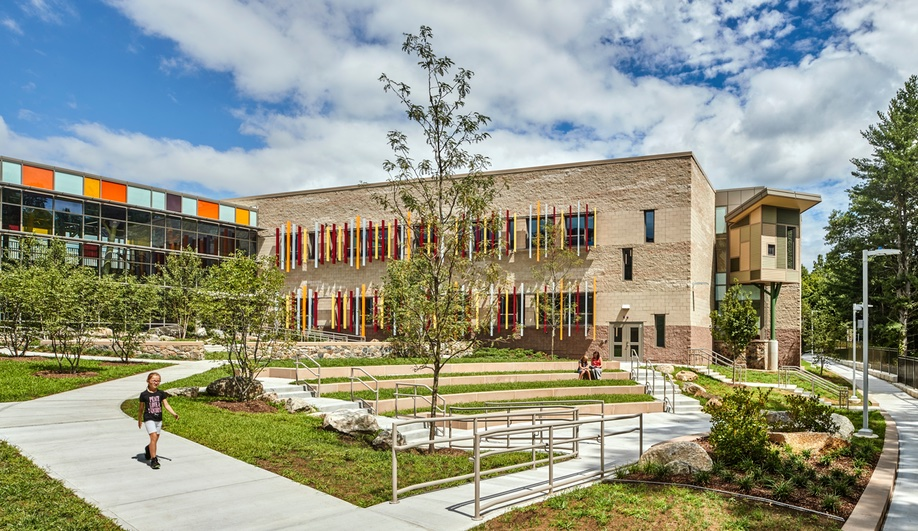 Meaningful Architecture: The New Sandy Hook Elementary School