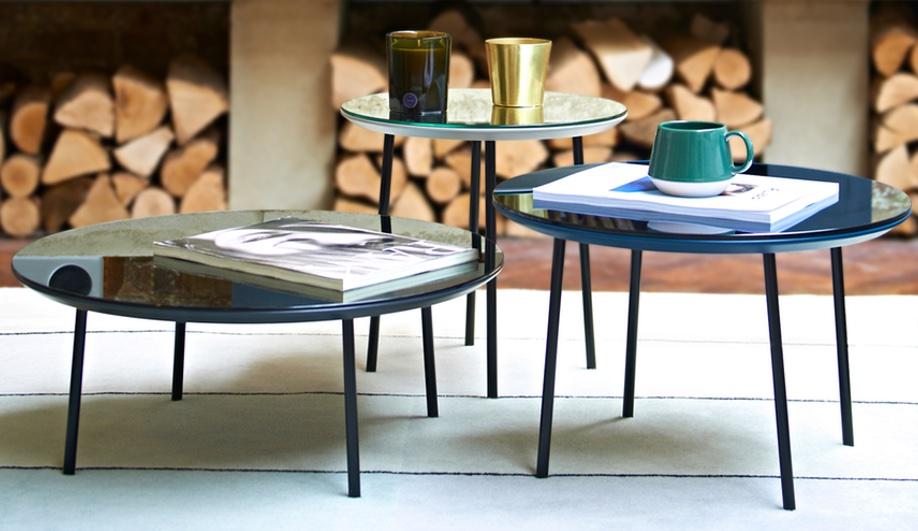 Lago Mirror Tables
