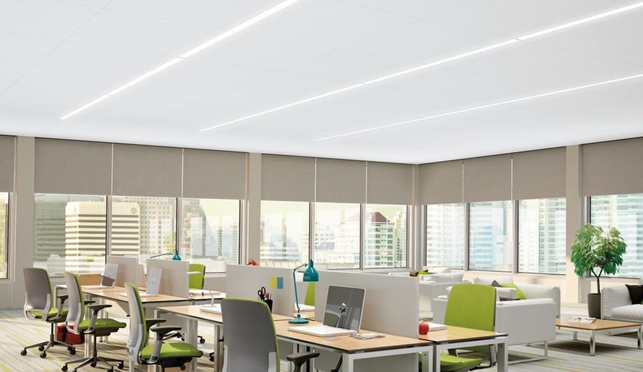 Lyra Concealed Ceiling Panels Azure Magazine