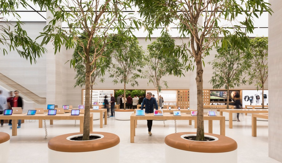 Apple Shows Off New Store Designs in London and NYC