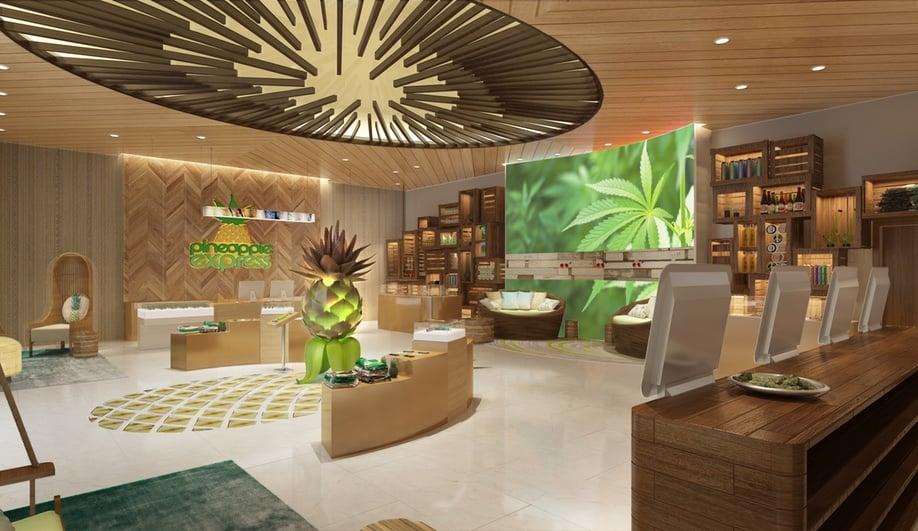 3 High Design Dispensaries