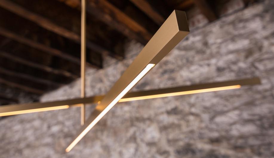 Brass Edition Pendant Light