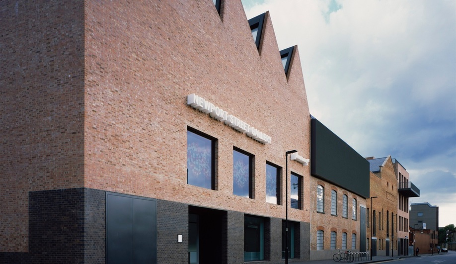 Newport Street Gallery Wins the 2016 RIBA Stirling Prize