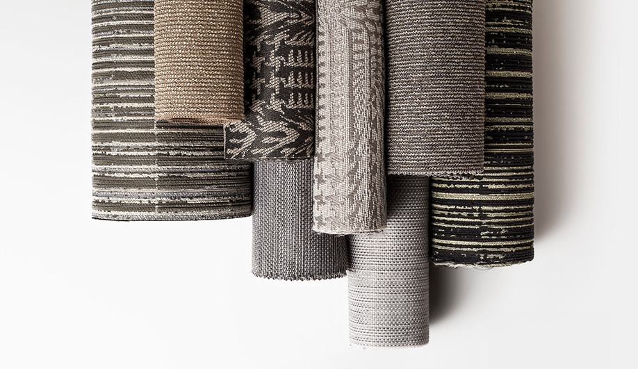 Transference Collection Textiles by Luum Textiles