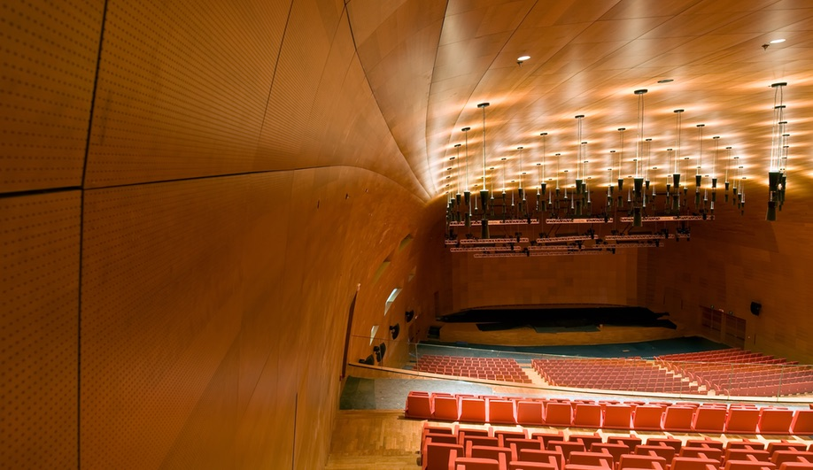 new rome eur convention hall