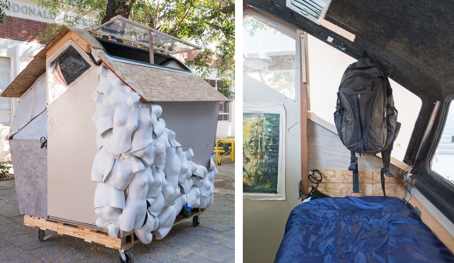 Architecture Students Imagine Housing Solutions for L.A.'s Homeless