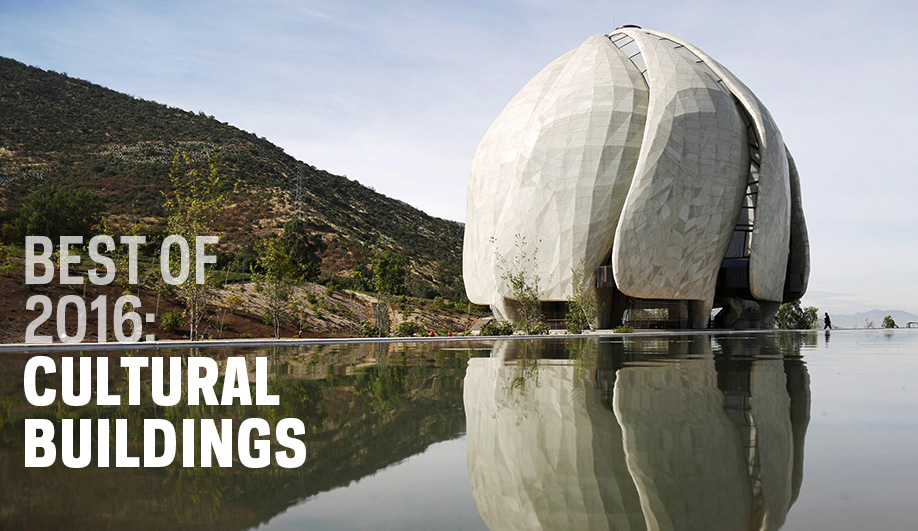 The 10 Best Cultural Buildings of 2016