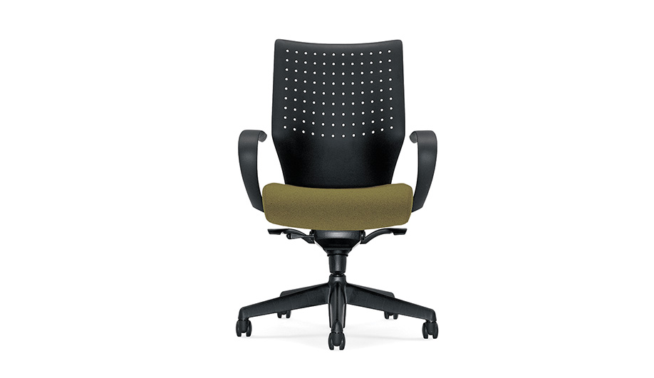 "TOM, 1997 – The company invested $2 million into the creation of this now-iconic task chair, which can easily be adapted for executives, middle management or interns. ""It was a leap for both of us,"" says designer Tom Deacon. ""I had never done a project of that complexity using large-scale moulded parts, and Keilhauer made an enormous investment."" The ability to customize resonated with clients: the year after the chair was released, the company's business grew by 100 per cent."