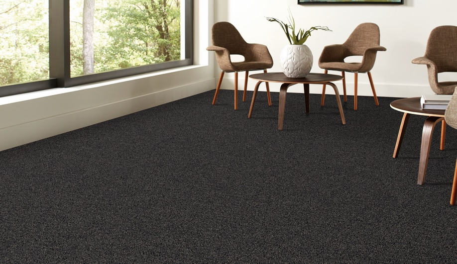 Crosscut Carpet Tiles