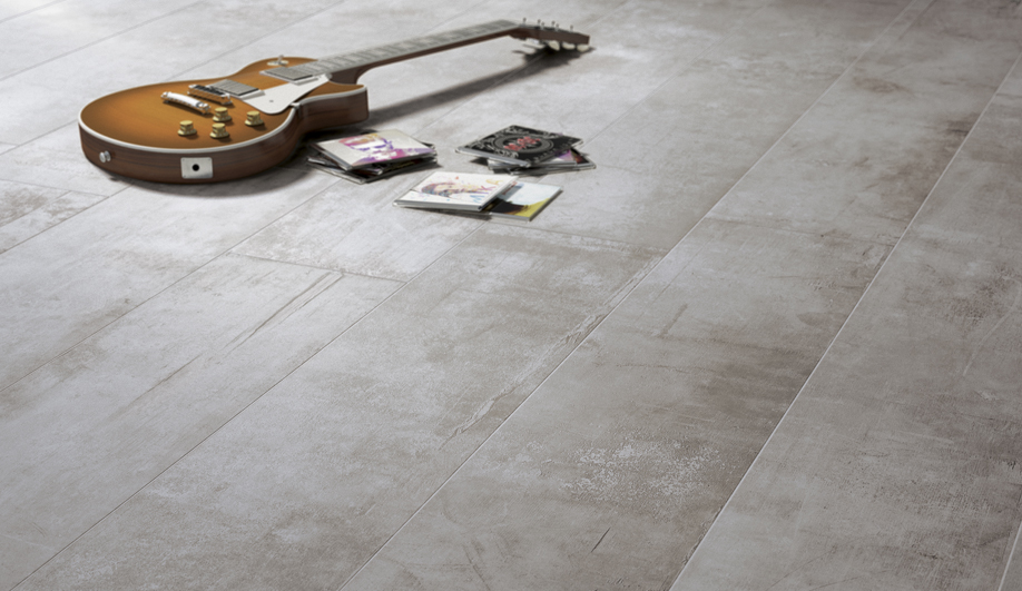 Ceramiche Refin Combines Wood and Concrete in New Tile Collection