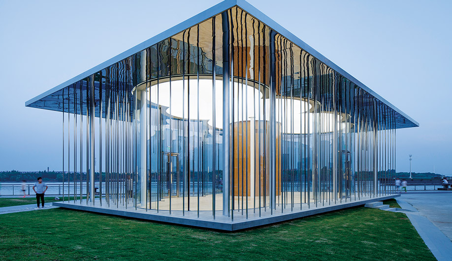 Schmidt Hammer Lassen's Cloud Pavilion Gets a Second Life