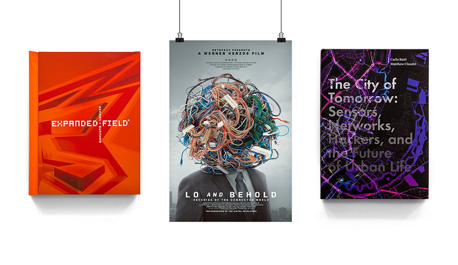 Designer Books & More, From 'The City of Tomorrow' to 'Lo and Behold'