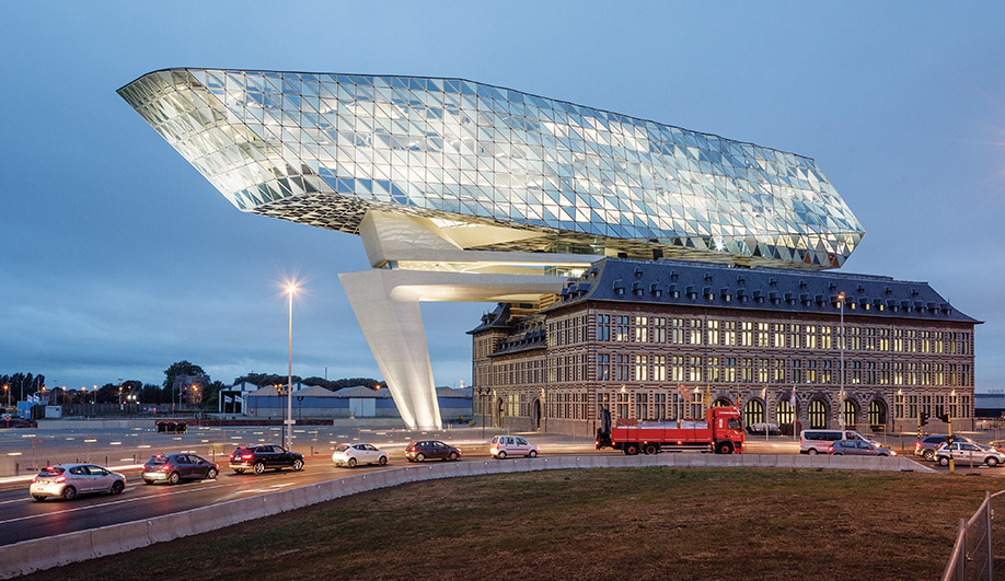 Port House Holds Zaha Hadid's Legacy Aloft