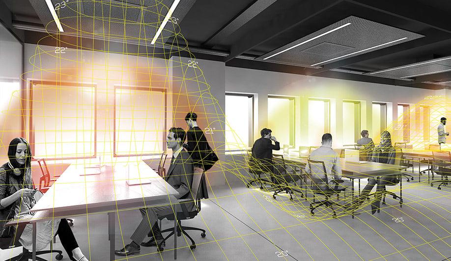 Carlo Ratti Creates Micro-Climates for Agnelli Foundation's New Office