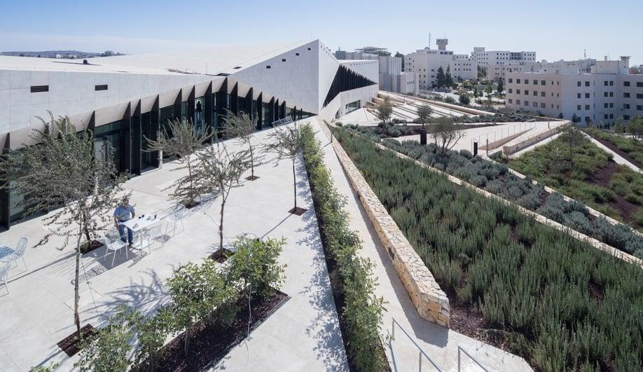 Museum architecture: Palestinian Museum