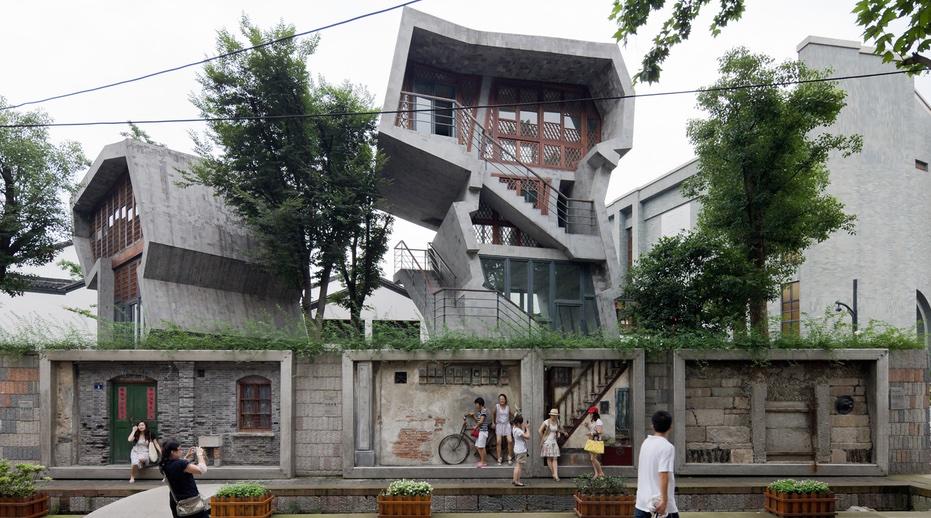 2017-Events-Wang Shu-Louisiana-Museum-Azure