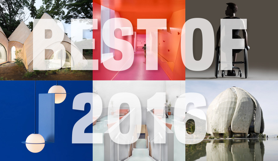 The Best Architecture and Design Moments of 2016