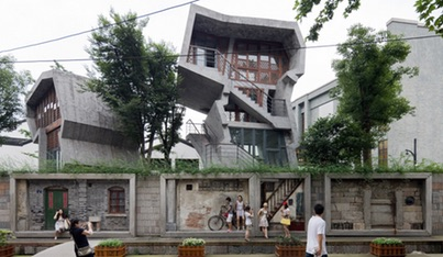 Wang Shu: A Chinese Architect