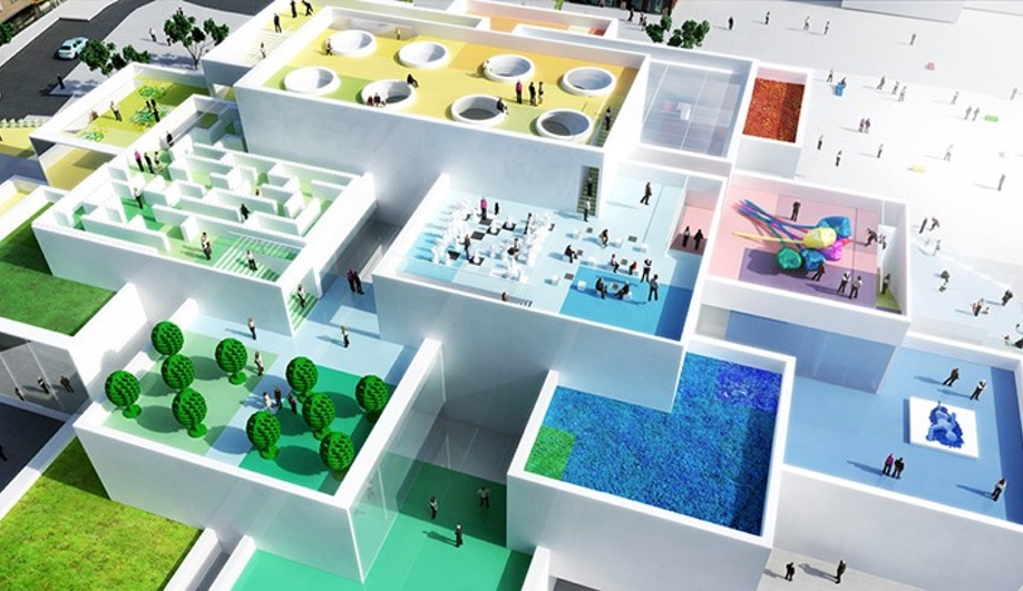 2017 buildings to look forward to: Lego House by Bjarke Ingels Group