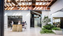 A Portland Warehouse Is Converted into a Hip HQ for a Creative Agency