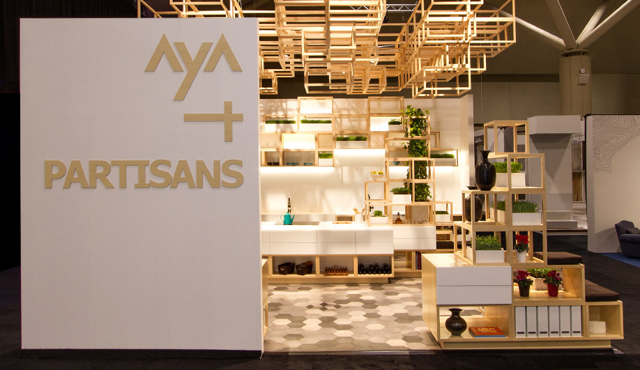 Best of Toronto Design Week 2017: AyA and Partisans