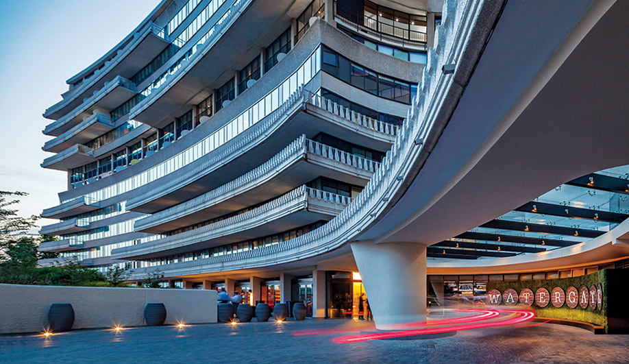 Inside Ron Arad's Stunning Watergate Hotel Renovation