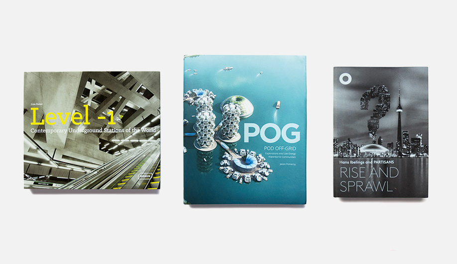 Designer Books & More, From 'Level-1' to 'Rise and Sprawl'
