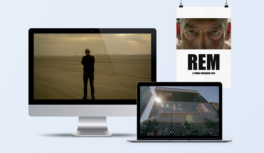 Rem Koolhaas, Mythologized on the Big Screen