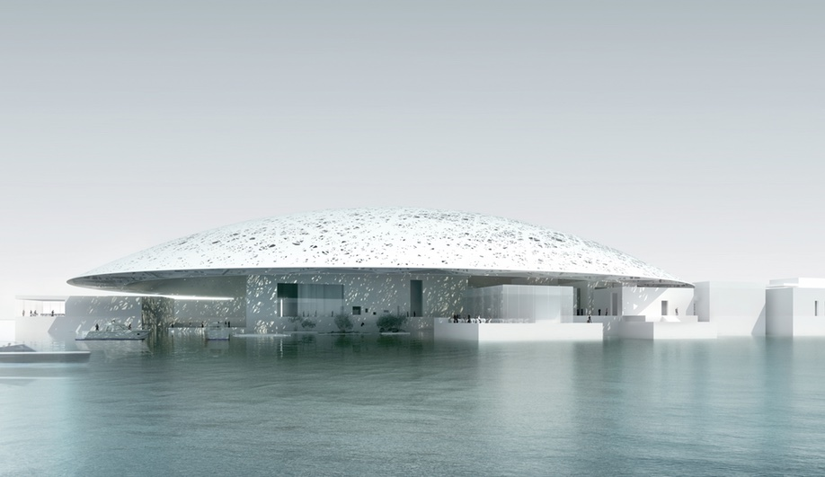 2017 buildings to look forward to: Louvre Abu Dhabi by Jean Nouvel