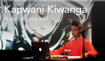 Kapwani Kiwanga: A Wall is Just A Wall