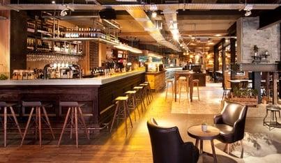 Restaurant bar design awards 2017 azure magazine for Hotel decor 2017
