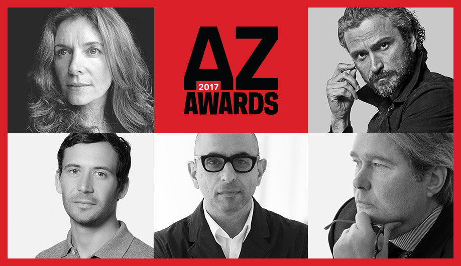 Meet the Jury of the 2017 AZ Awards