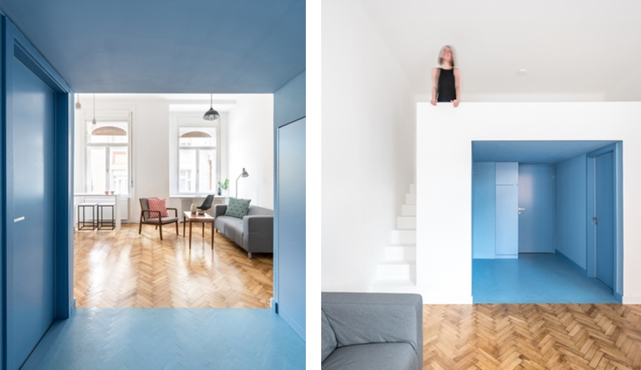 Batlab Architects: 3-in-1 apartment