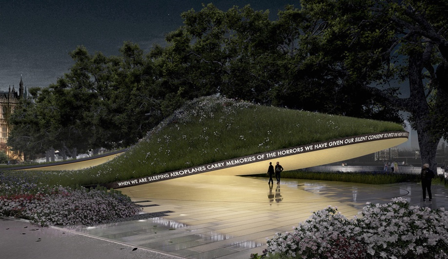 UK Holocaust Memorial: Allied Works' proposal